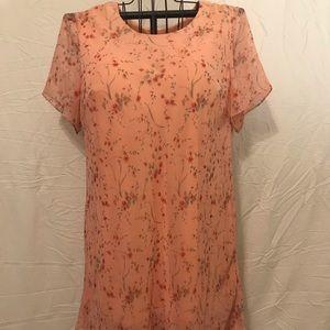 Woman's Scoop Neck Dress